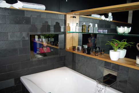 Andira ltd residential and commercial contractors for Bathroom builders liverpool
